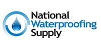 National Waterproofing Supply Logo