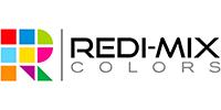 Redi-Mix Colors Logo