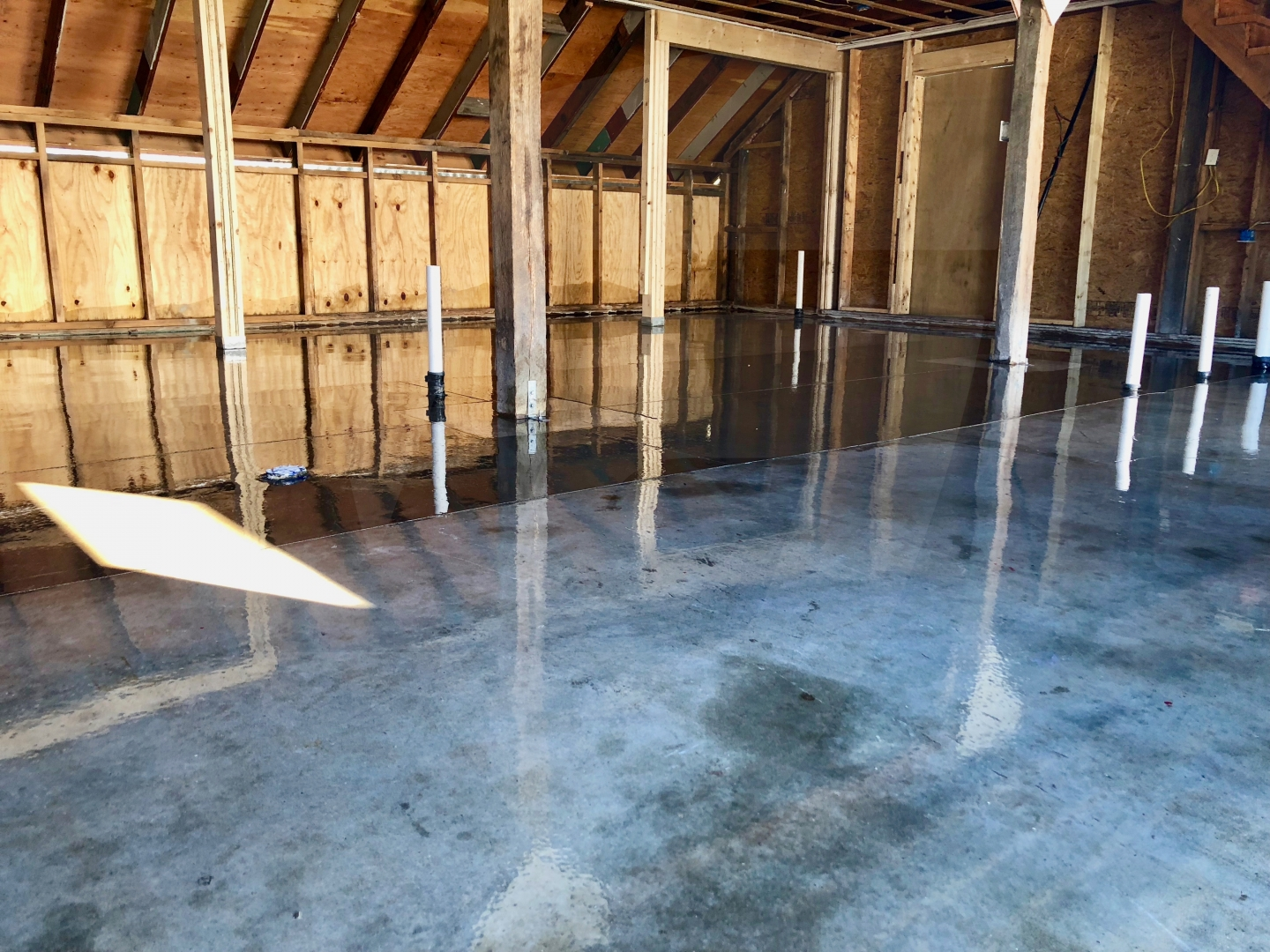 Ghostshield Vapor-Tek 440 Concrete Sealer