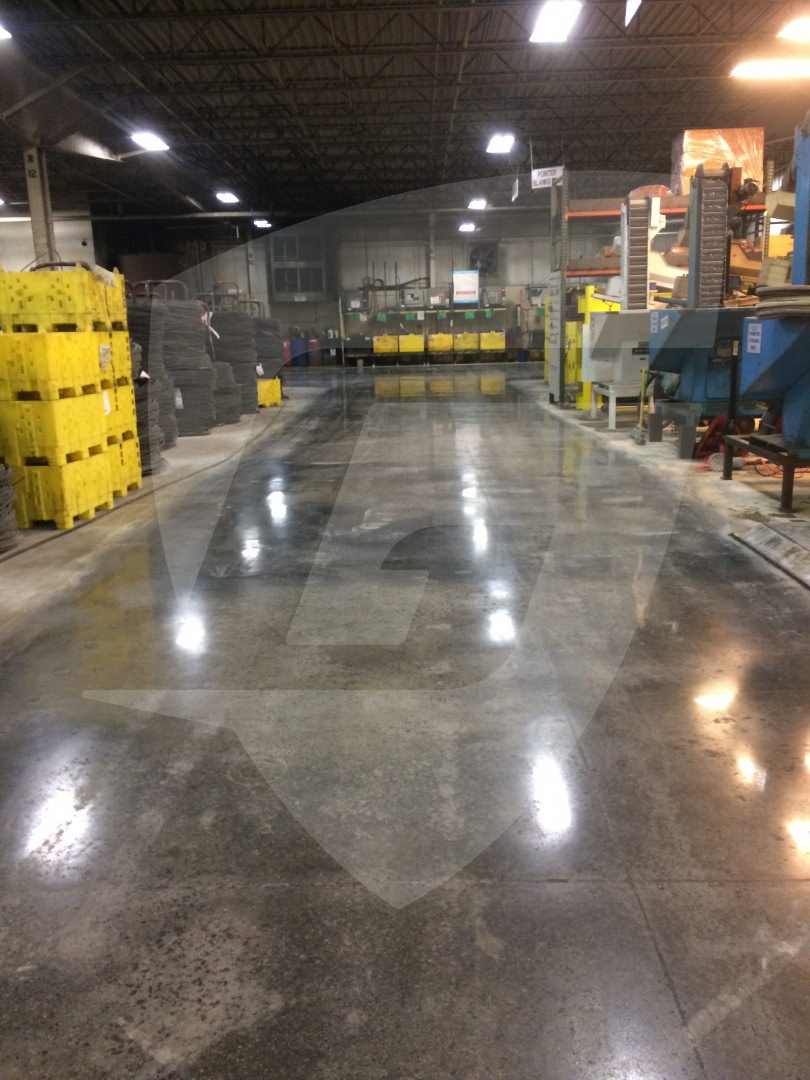 Ghostshield Lithi-Tek 4500 Concrete Sealer