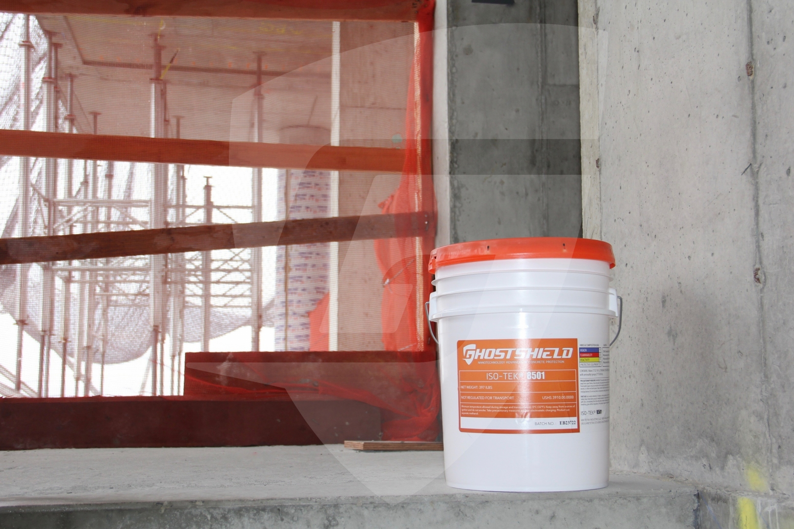 Ghostshield Iso-Tek 8501 Concrete Sealer