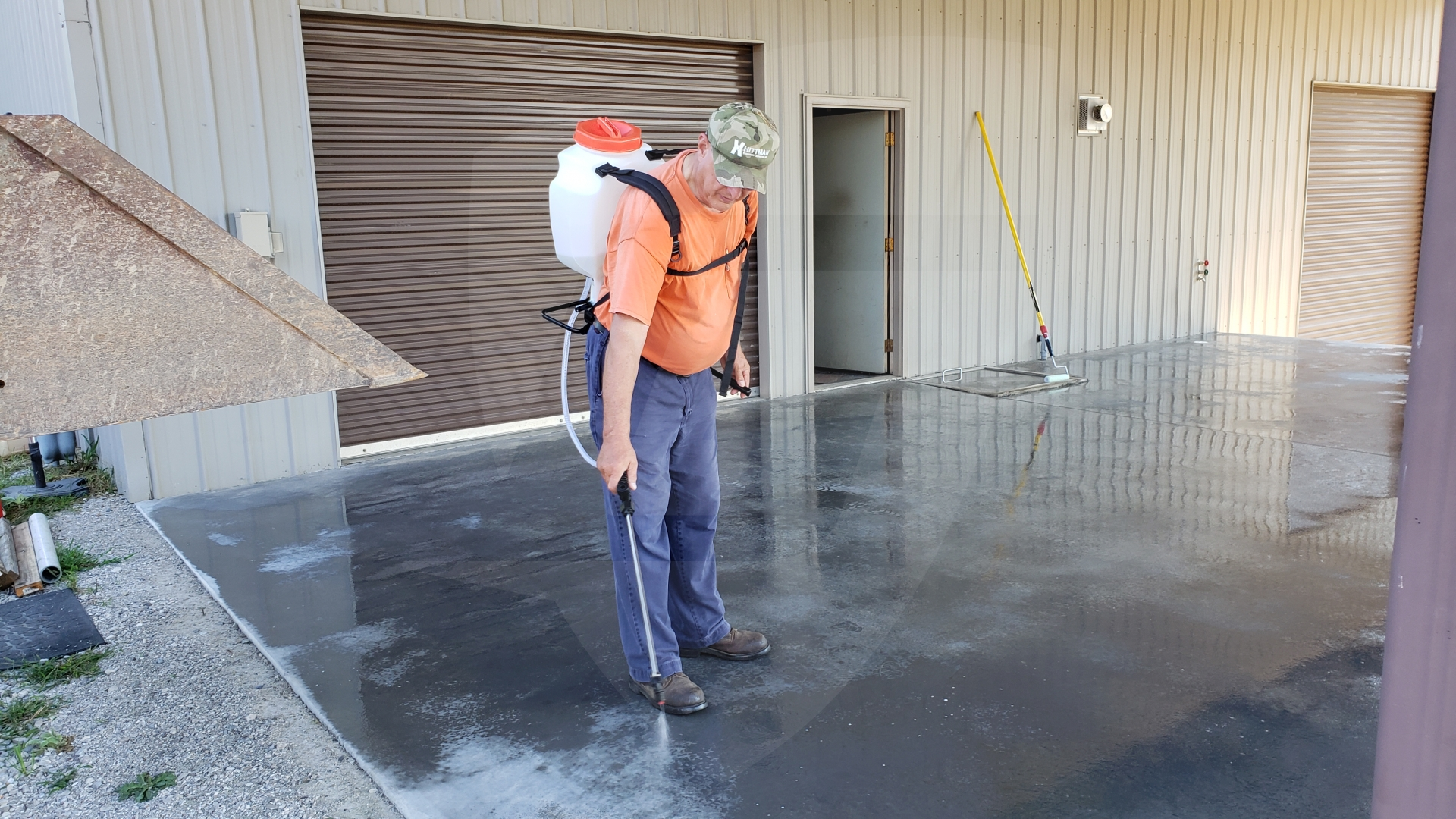 Ghostshield Siloxa-Tek 8510 Concrete Sealer